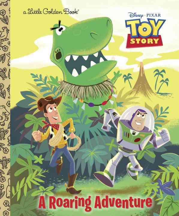 A Roaring Adventure By Depken, Kristen L./ RH Disney (COR)